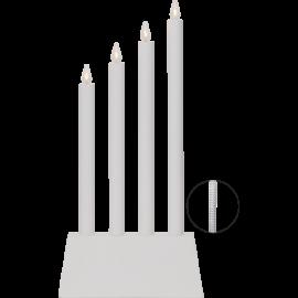 Adventsljusstake Quattro , hemmetshjarta.se