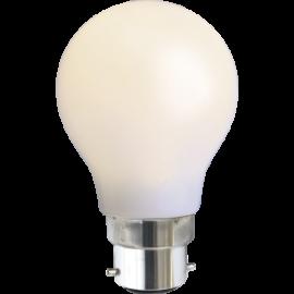 LED-lampa B22 Outdoor Lighting A55 Opal , hemmetshjarta.se