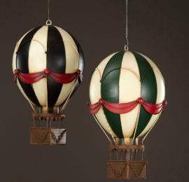 Luftballong Metall Mix 24,5x42cm 2-pack , hemmetshjarta.se