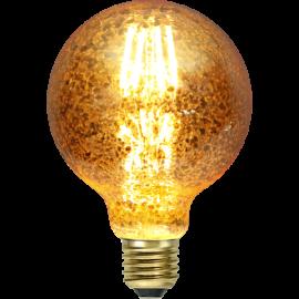 LED-lampa E27 Decoled G95 , hemmetshjarta.se