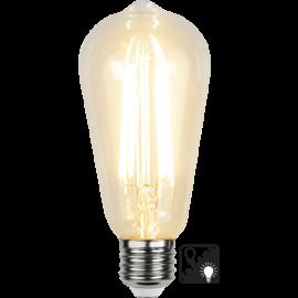 LED-lampa ST64 Sensor clear ST64 , hemmetshjarta.se
