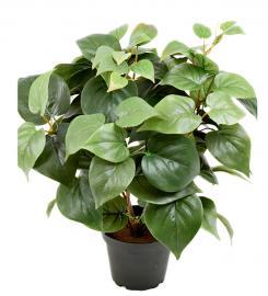 Konstgjord Philodendron 35 cm , hemmetshjarta.se