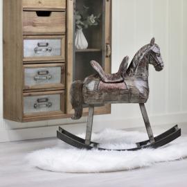 Gunghäst med låda 52 cm , hemmetshjarta.se
