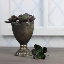Konstgjord Succulent 9 cm * , hemmetshjarta.se