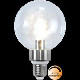 LED-Lampa E27 Ø95 Dim lm420/37w Crystal , hemmetshjarta.se