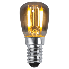 LED-lampa E14 Decoled Smoke ST26 , hemmetshjarta.se