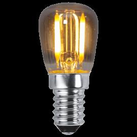LED-lampa E14 Decoled Smoke ST26 , hemmetshjarta.se