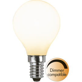 LED-Lampa E14 Ø45 Dim lm470/40w Frostad , hemmetshjarta.se