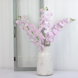 Konstgjord Orkidéstjälk Phalaenopsis 75 cm , hemmetshjarta.se