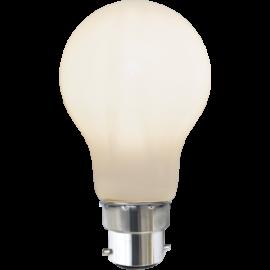 LED-Lampa B22 Ø60 lm806/60w Frostad , hemmetshjarta.se