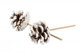 Kotte/Stick Vit Topp 5-6cm 10st , hemmetshjarta.se
