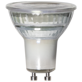 LED-Lampa GU10 MR16 Spotlight Glass , hemmetshjarta.se