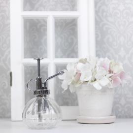 .Sprayflaska i glas , hemmetshjarta.se