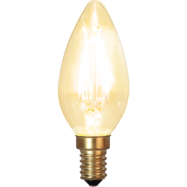 LED-lampa E14 Soft Glow C35 , hemmetshjarta.se