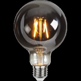 LED-lampa E27 Plain Smoke G95 , hemmetshjarta.se