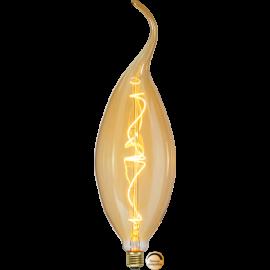 LED-lampa E27 Industrial Vintage C125 Dim , hemmetshjarta.se