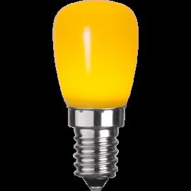 LED-lampa E14 ST26 Outdoor Lighting ST26 Gul , hemmetshjarta.se