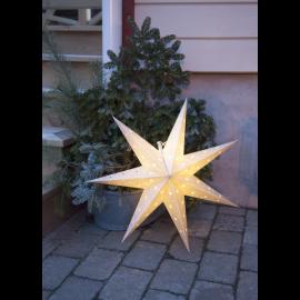 Utomhusdekoration Stjärna Alice 60 cm , hemmetshjarta.se