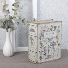 Boklåda Vinbox Botany 26x20x10cm , hemmetshjarta.se