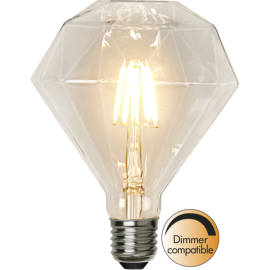 LED-Lampa E27 Ø115 lm320/30w Clear , hemmetshjarta.se