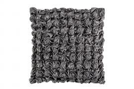 Kuddfodral Rosy 45 x 45 cm - mörkgrå , hemmetshjarta.se