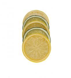 Konstgjord Citrus mix 5st , hemmetshjarta.se