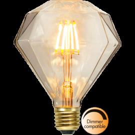 LED-lampa E27 Soft Glow Dim , hemmetshjarta.se