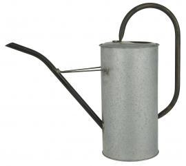 Vattenkanna 2,7 liter zink/svart , hemmetshjarta.se