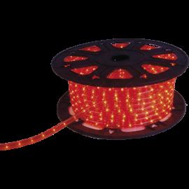 Ljusslang Ropelight Micro Reel Utomhus Röd 1620 ljus 4500cm , hemmetshjarta.se