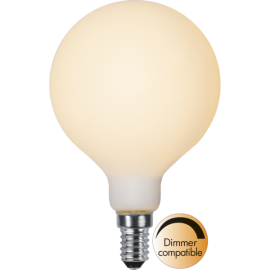 LED-lampa E14 Opaque Double Coating G80 , hemmetshjarta.se