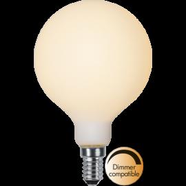 LED-lampa E14 Opaque Double Coating G80 , hemmetshjarta.se