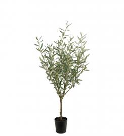Konstgjord Oliv 130 cm , hemmetshjarta.se