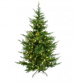 Konstgjord Gran Verde 400 Ljus 240 cm , hemmetshjarta.se