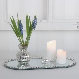 Konstgjord Pärlhyacint bunt 20 cm , hemmetshjarta.se