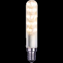 LED-lampa E14 Decoline T20 , hemmetshjarta.se