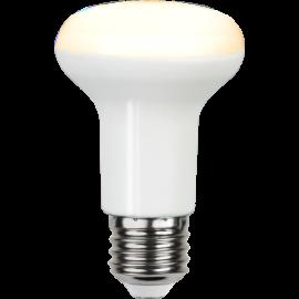 LED-Lampa E27 Reflector Ø63 lm600/48w Frostad , hemmetshjarta.se