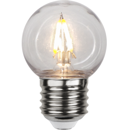 LED-lampa E27 Outdoor Lighting G45 , hemmetshjarta.se