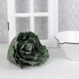 Konstgjord Prydnads kål , hemmetshjarta.se