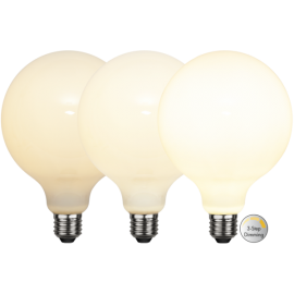 LED-Lampa E27 Ø125 Dim 3-step lm800/60w Frostad , hemmetshjarta.se