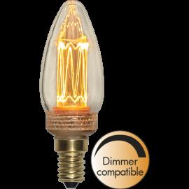 LED-Lampa E14 New Generation Classic C37 Dim , hemmetshjarta.se