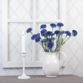 Konstgjord Blåklint 50 cm , hemmetshjarta.se
