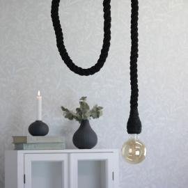 Lampa Rep - svart ** , hemmetshjarta.se