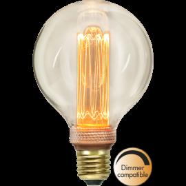 LED-lampa E27 New Generation Classic G95 Dim , hemmetshjarta.se