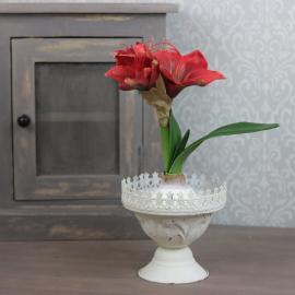Konstgjord Amaryllis 30 cm , hemmetshjarta.se