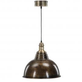 Taklampa Metall Sienna Antik Brun 38x34cm , hemmetshjarta.se