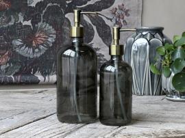 Flaska med 2 pumpar 1000 ml. H26 / Ø9,5 cm kol 1 st , hemmetshjarta.se