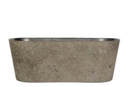 Hårdplast Mud Kruka/Ovali 27,5x10x11cm , hemmetshjarta.se