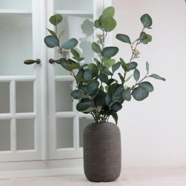 Konstgjord Eucalyptus med bär 70 cm ** , hemmetshjarta.se