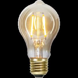 LED-lampa E27 Plain Amber TA60 , hemmetshjarta.se
