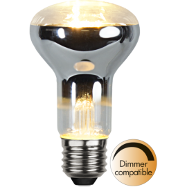 LED-Lampa E27 Reflector Ø63 Dim lm300/28w Clear , hemmetshjarta.se